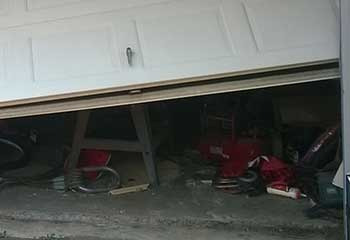 Garage Door Off Track | Waukegan IL